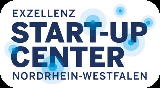 Logo Start-Up Center NRW