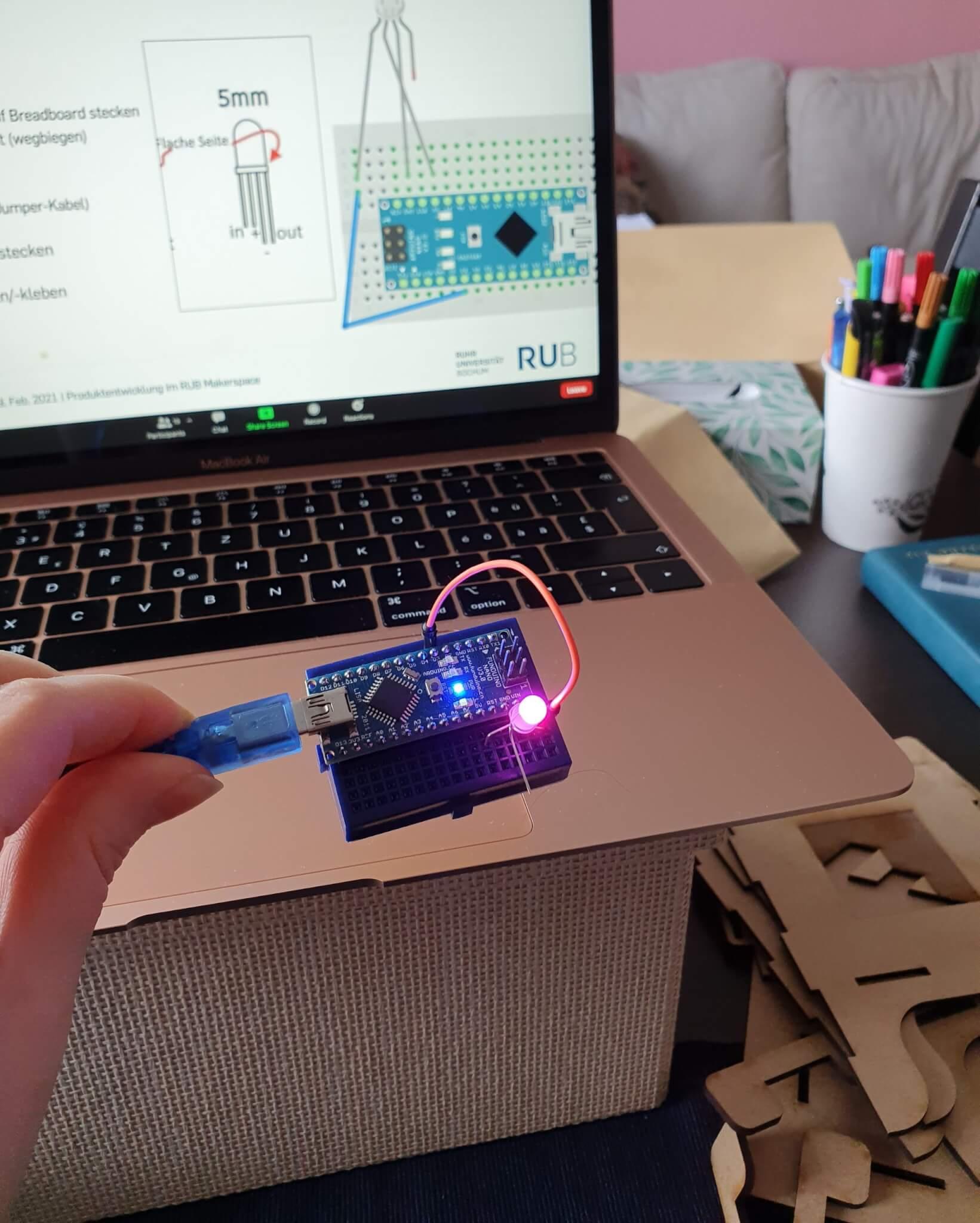 Projektseminar@Makerspace