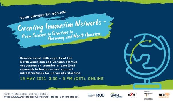 From Science to Start-ups in Germany and North America